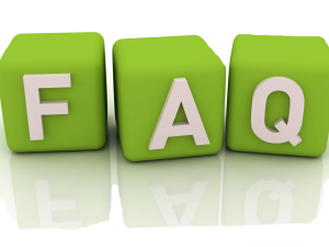 Our Top 10 FAQ's