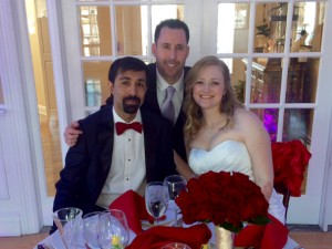 DJ Jay G Celebrates with Jen & Kul at the Rock Island Lake Club!
